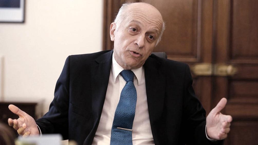 El procurador actual, Eduardo Casal.