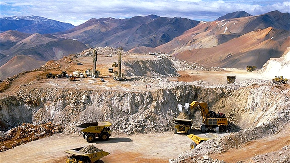 El grupo canadiense Lundin invertirá en minería en San Juan