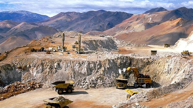 Una minera aprueba inversión de US$3.000 millones para proyecto de cobre y  oro en San Juan - Télam - Agencia Nacional de Noticias