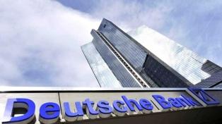 Nuevo default al incumplir un contrato con el Deutsche Bank