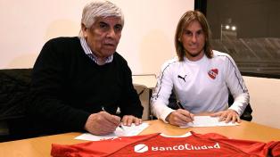 Independiente presentó a su nuevo entrenador