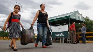 Buenos Aires, sede de una reunión internacional sobre migración de venezolanos en la región