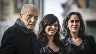 Comenzó el Festival de Mar del Plata con homenaje a José Martínez Suárez