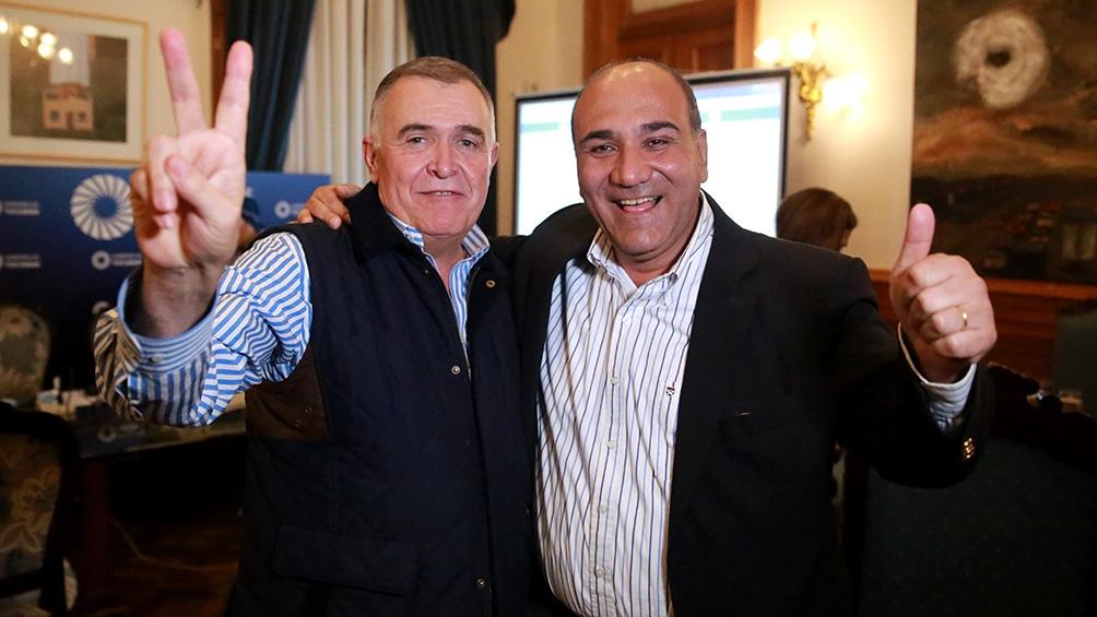 """""""Tenemos que trabajar todos juntos para el triunfo"""", dijo Jaldo"""