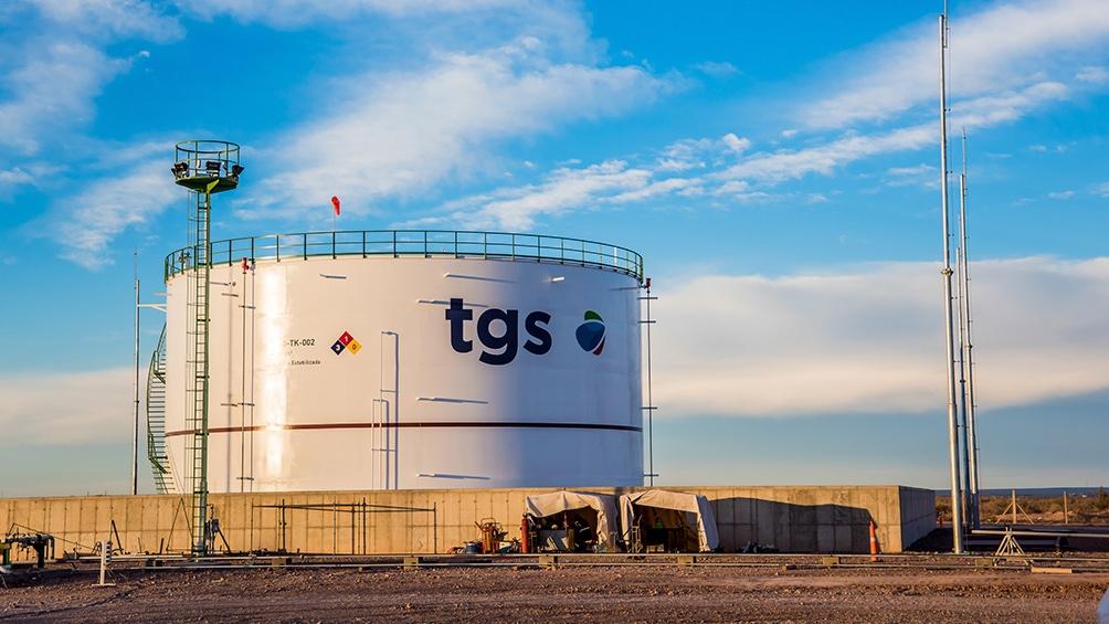 Resultado de imagen para TGS inició la exportación de gas licuado a Brasil