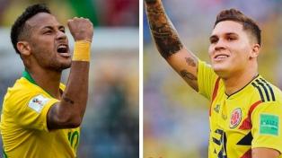 Neymar y Juanfer Quintero encabezan la lista de grandes ausentes