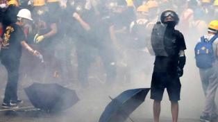 Telegram denuncia un ataque desde China durante las protestas en Hong Kong