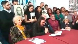 """Abuelas de Plaza Mayo celebran la campaña """"Mejor Encuentro"""""""