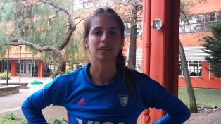 Giselle Kañevsky regresa a Las Leonas
