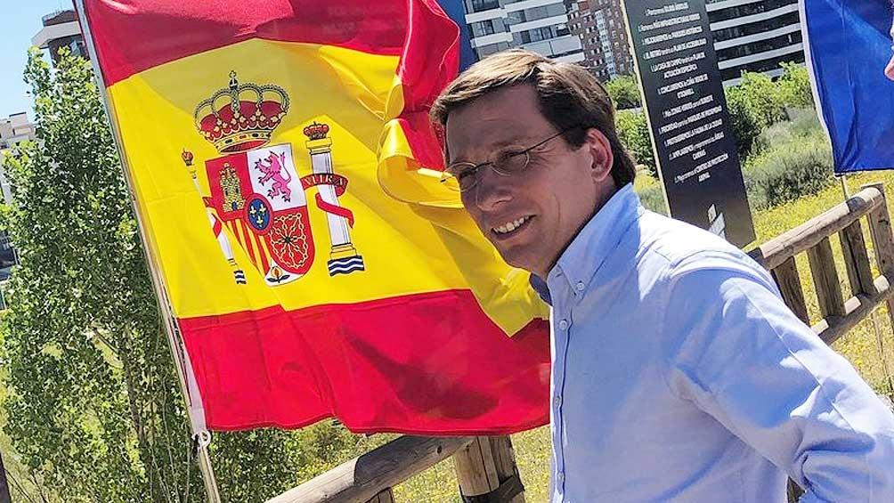 El alcalde de Madrid, José Luis Martínez-Almeida, criticó las concentraciones