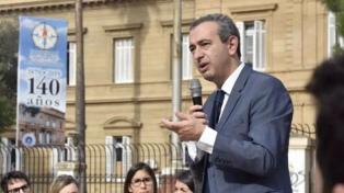 """Pablo Javkin, intendente electo de Rosario: """"Salvé la ropa del Frente Progresista"""""""