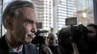 "Pichetto: no hubo ""golpe de estado clásico"" pero admitió ""interrupción institucional"""