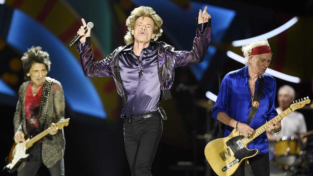 The Rolling Stones publican en YouTube shows ofrecidos en Argentina - Télam - Agencia Nacional de Noticias