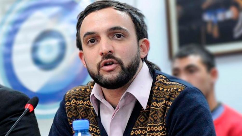 Grosso fue parte de la delegación de veedores argentinos invitada por el Tribunal Supremo Electoral