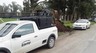 Confirman multa de más de 200 millones de pesos a Edelap por el apagón en La Plata