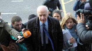 """Lavagna lamentó la """"campaña sucia"""" y dijo que la """"polarización"""" debilita la democracia"""