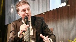 Dujovne se reúne en Nueva York con inversores