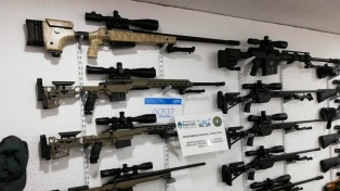 """Ratifican a la AFIP para intervenir en causa por acopio de armas del """"Operativo Palak"""""""