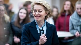 Von der Leyen es la nueva presidenta de la Comisión Europea