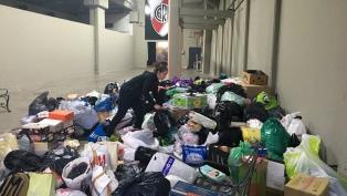 River abrirá su estadio para recibir donaciones y alojar a personas en situación de calle