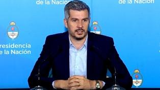 """Peña: """"El miedo que plantea el kirchnerismo es lo único que tiene para ofrecer"""""""