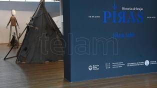 El Grupo Tótem Tabú indaga en la figura de la bruja en una muestra en el Parque de la Memoria