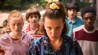 """""""Stranger Things"""", el estreno más visto en la historia de Netflix"""
