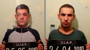 Capturaron a otros dos de los presos fugados con un jefe mafioso italiano