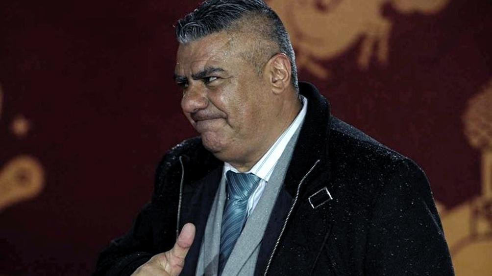 Tapia, es prudente en las confimaciones del fútbol de Primera División, en medio de la pandemia (foto archivo)