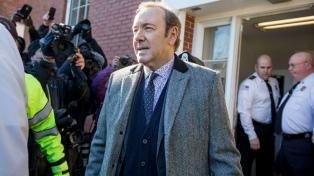 Scotland Yard interrogó a Kevin Spacey por seis casos de acoso sexual