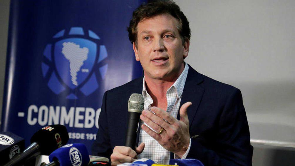 La Conmebol informó que las 50 mil dosis de Sinovac llegarán el 28 de abril a Uruguay