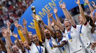 Estados Unidos venció a Holanda y retuvo el título mundial