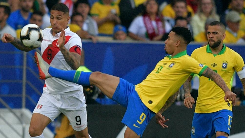 Brasil va por otro triunfo frente a Perú, su rival en la final de 2019