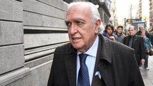 """Para Gil Lavedra, una reforma judicial requiere """"consensos"""" entre las fuerzas políticas"""