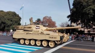 La Comisión de Defensa propone crear un fondo para reequipar a las Fuerzas Armadas