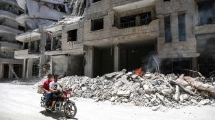 Minas terrestres instaladas por ISIS matan a al menos 7 niños