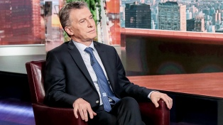 """Macri pidió el voto de la sociedad para """"cruzar el río"""""""