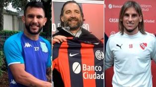 """Racing, San Lorenzo e Independiente """"movieron"""" el mercado de pases"""