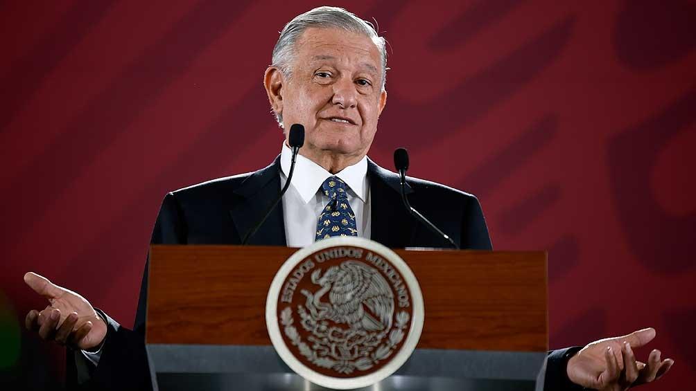 López Obrador promete que supervisará que el australiano no intervenga en la política de otros países.