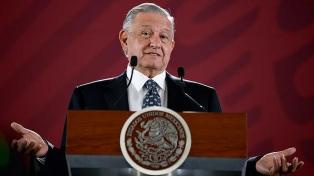 """López Obrador: México vive una crisis económica """"profunda"""" por la pandemia"""