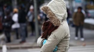 Frío, nublado y una máxima de 13 grados en Buenos Aires