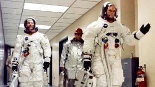 """""""Un gran salto para la humanidad"""": los audios del Apollo 11"""