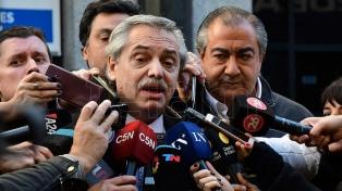 Alberto Fernández rechazó una posible reforma laboral