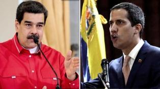 """Maduro llama """"gusano despreciable"""" a Guaidó y dice que la Justicia le llegará"""