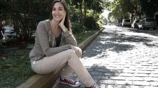 """""""Me siento muy cómoda dirigiendo"""", dijo la actriz Malena Solda"""