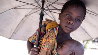 """UNICEF denuncia que decenas de miles de niños desplazados están """"en el limbo"""""""