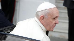 Francisco recibió al vice de EE.UU., con Medio Oriente en la agenda