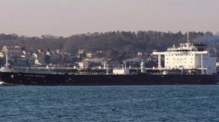 Irán anunció la captura a un buque británico