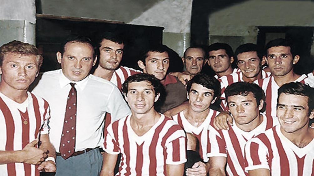 Con Zubeldía, Estudiantes rompió la hegemonía de los cinco clubes grandes, al obtener el torneo Metropolitano 1967.