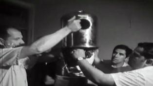 """La historia del """"primer astronauta argentino"""" en llegar al espacio"""
